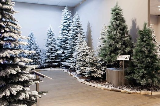 Artificial Christmas Trees - Product range - Ardcarne Garden ...